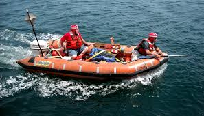 MCA approved STCW 2010 Proficiency in Fast Rescue Boats