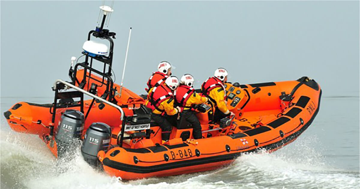 MCA approved STCW 2010 Proficiency in Fast Rescue Boats Updating